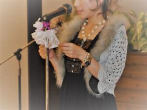 結婚式での新婦友人スピーチ