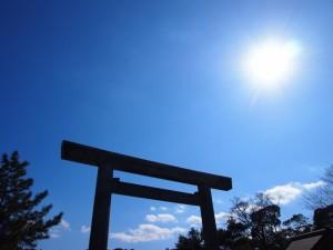 神社への初詣