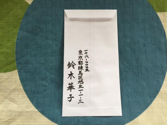 結婚式のご祝儀の中袋の名前の書き方