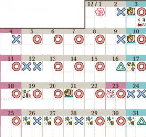 夜尿症治療記録5カ月目