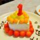 一歳の誕生日にするイベント!お祝いケーキや料理はどうする?